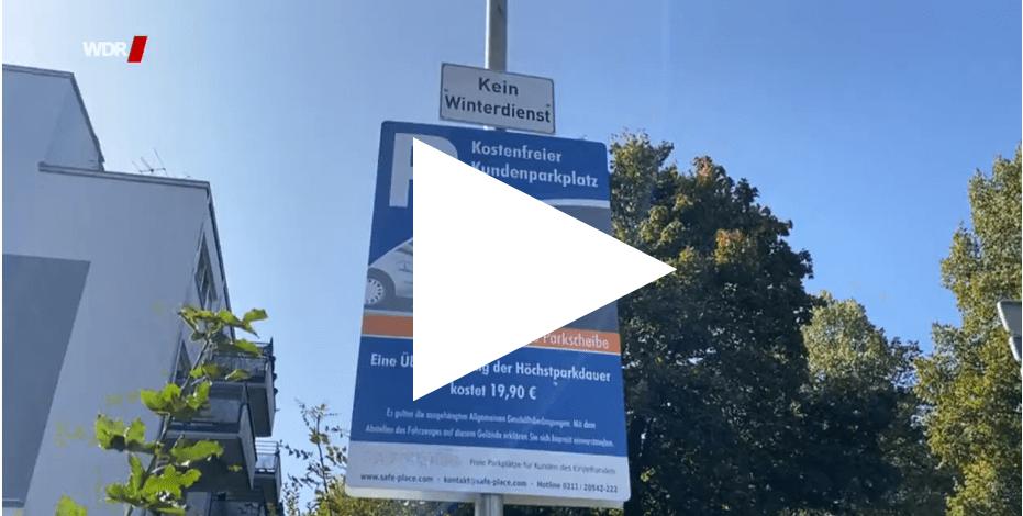 WDR parken sensoren