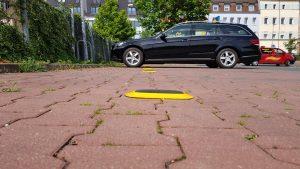 smart parking sensor smart city system