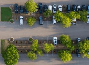 smart parking sensors