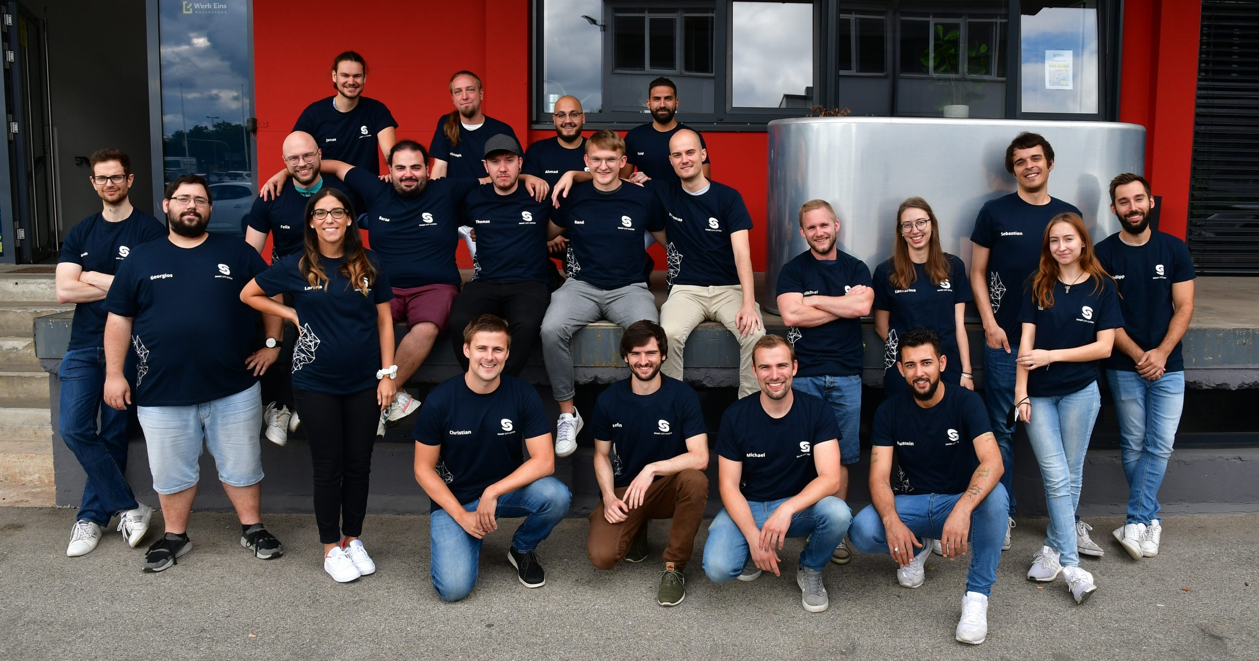 smart city system team